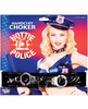 Hottie police handcuff choker