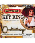 Steampunk key ring