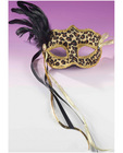 Venetion mask - leopard
