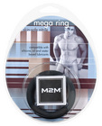 M2m mega nitrile c-ring - medium black Sex Toy Product