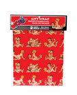 Sex positions gift wrap - 2 sheets Sex Toy Product