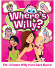 Where's willy? card game