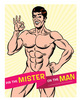 Pin the mr. on the man - includes 16 very naughty misters&