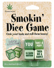 Smokin&#039; dice game