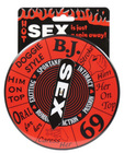 Sex spinner game button Sex Toy Product