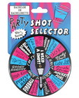 Party shot selector button bachelor/bachelorette