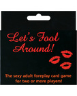 Let&#039;s fool around card game