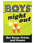 Boys night out card game