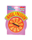 Wheel of passion game button