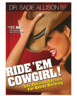Book, ride &#039;em cowgirl - sex position secrets