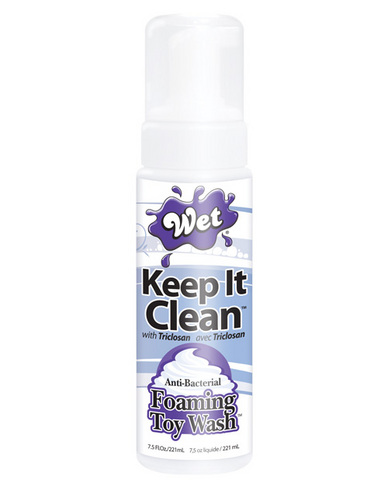 Wet keep it clean toy wash 7.5 oz