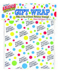 Happy f*cking birthday giftwrap Sex Toy Product