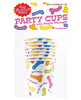 Bachelorette risque cups - 8 per pack