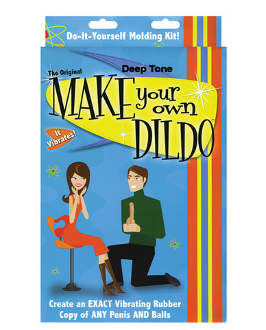 Make Your Own Dildo - Deep Tone