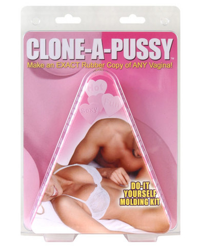 Clone-A-Pussy Molding Kit - Beige