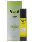 Wickedly sensual heating massage potion - spank my mango