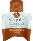 Sliquid organics sensation lubricant - .17 oz pillow