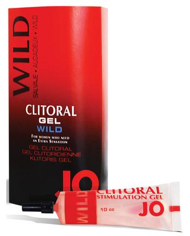 Jo Clitoral Stimulation Gel Wild