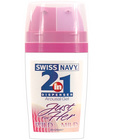 Swiss navy 2-in-1 just for her wild/mild arousal gel - 50 ml bottle