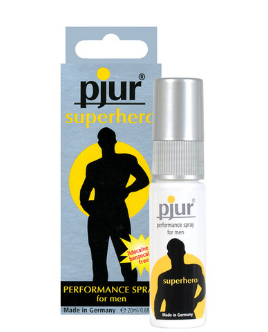 Pjur superhero delay spray - 20 ml