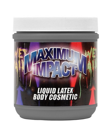 Liquid latex - 16 oz  black