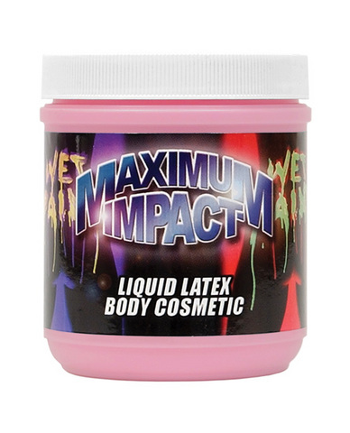 Liquid latex - 16 oz  red