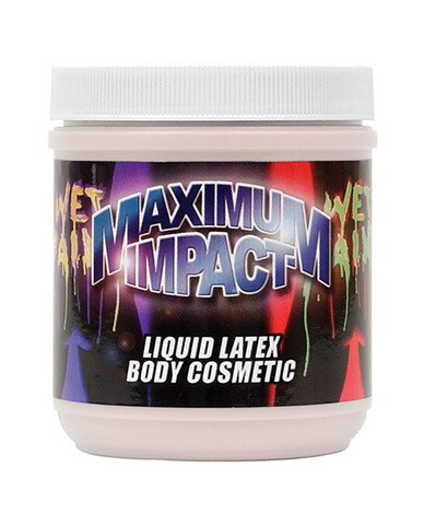 Liquid latex - 16 oz  flesh