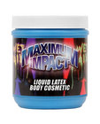 Liquid latex - 16 oz  blue
