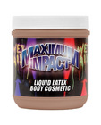 Liquid latex - 16 oz chocolate