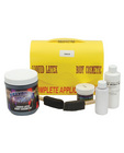 Liquid latex application kit