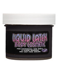 Liquid latex - 2 oz black