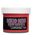 Liquid latex - 2 oz red