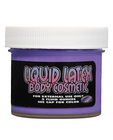 Liquid latex - 2 oz purple