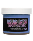 Liquid latex - 2 oz blue