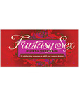 Fantasy sex coupons