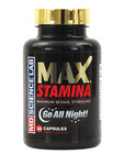 Max - stamina bottle - 30 capsules per bottle Sex Toy Product
