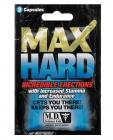 Max hard pill - 2 ct packet