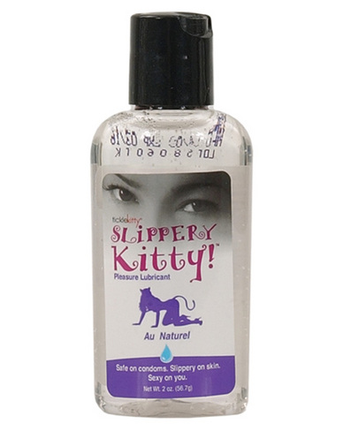 Slippery kitty lubricant - 2 oz