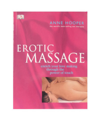 Book, erotic massage