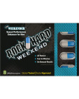 Rock hard weekend - 8 ct box