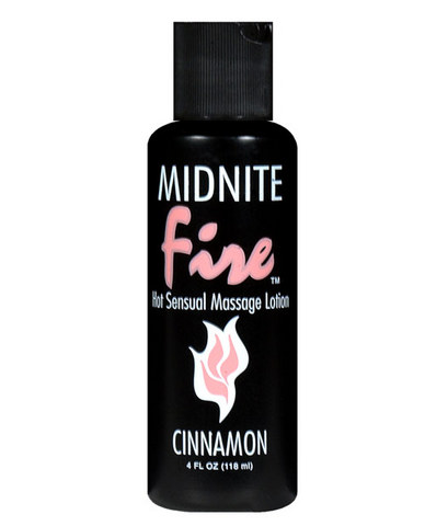Midnight fire - 4 oz cinnamon