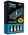 RockHard Weekend - 4 ct Box