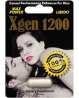 Xgen 1200 sexual performance enhancer for men - 1 ct blister