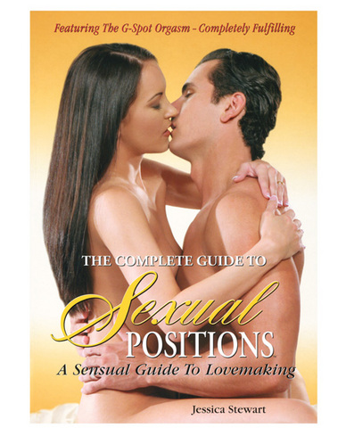 Complete manual of sexual positions book