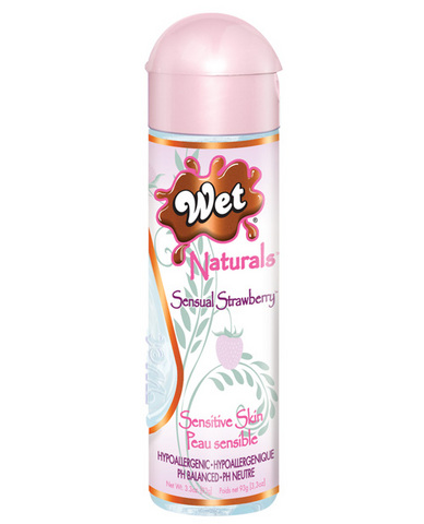 Wet Naturals Sensual Strawberry