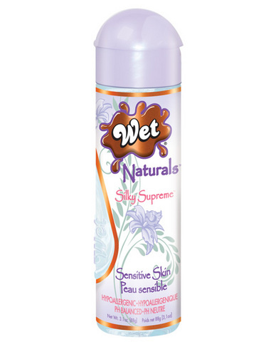 Wet Naturals Silky Supreme