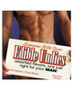 Mens edible undies strawberry
