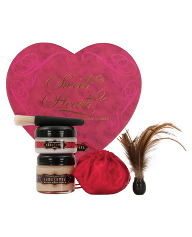 Kama sutra sweet heart box - strawberry