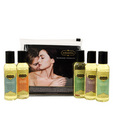 Kama sutra aroma massage therapy kit