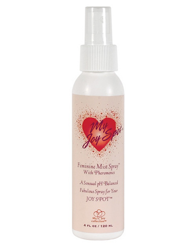 My joy spot feminine mist spray